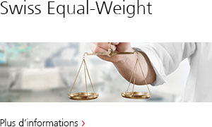 Plus d'informations sur le Solactive Swiss Equal-Weight Index