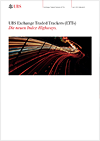 Exchange Traded Trackers (ETTs) factsheet (en anglais)
